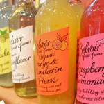 Dryck från Belvoir- törstsläckare en varm sommardag!