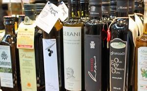 olivolja, smaksatt olivolja, avokadoolja, nötoljor, rapsolja