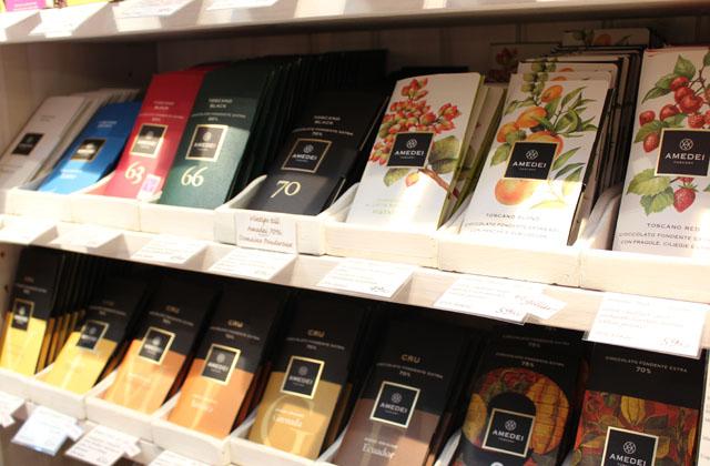 Chokladkakor Amedei