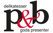 P&B Delikatesser & Goda Presenter har ett brett sortiment av delikatesser från hela världen - bland annat choklad, sylt, oljor, kryddor & annat gott.